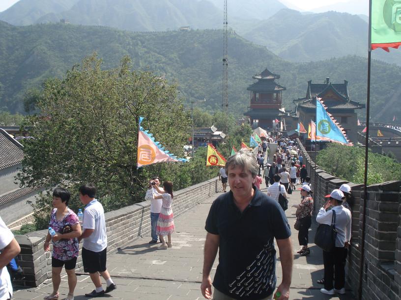 Beijing/China -  Muralla China
