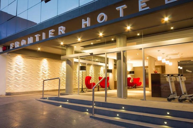 Abrió sus puertas Frontier Hotel Rivera/Uruguay
