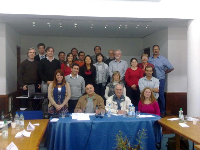 Rocha/Uruguay. Encuentro de Mercociudades turísticas.
