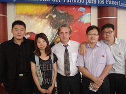 Beijing/China. EP Consultoría presente. Seminario de turismo para países latinos.