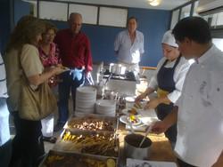 Seminario de Gastronomía en conjunto con Gato Dumas Uruguay.