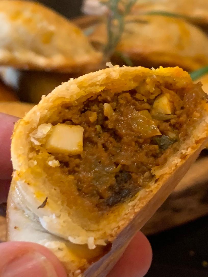 Empanada Uruguaia, uma receita diferente