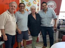 Punta del Este - Visita al Instituto Uruguayo Gastronómico