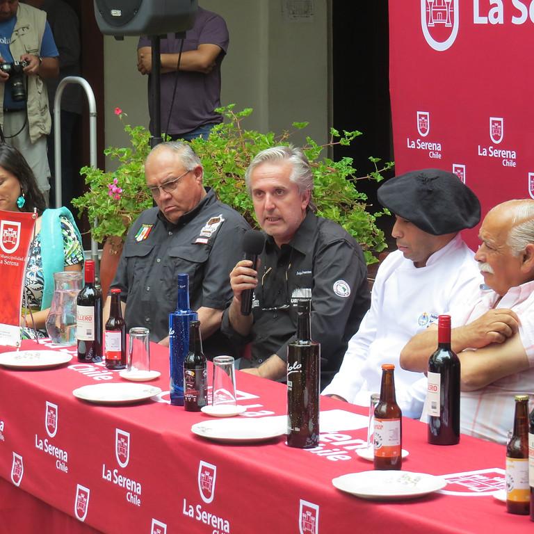 Chile - Cumbre Internacional de Parrilleros