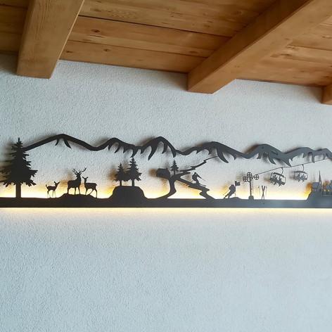 Anche come quadro da parete!