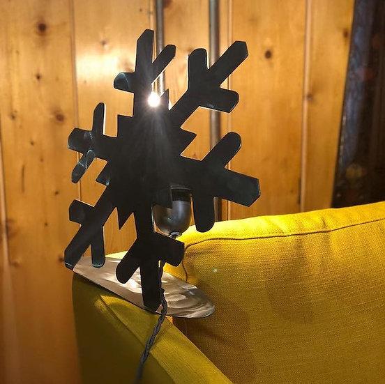 02. Lampada da tavolo Maxi Fiocco di neve