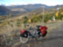 Jeff Bock touring bike discussion | cycle touring Georgia (Republic)