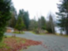 Lakeview Park Campground | cycling Cowichan Lake | cycle touring Vancouver Island