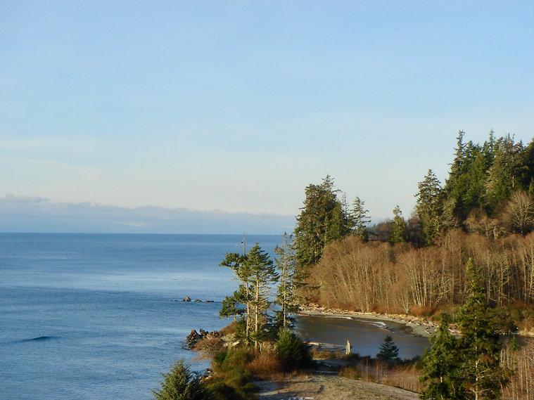 Fav ride Cowichan SW Island | cycle touring SW Vancouver Island coast