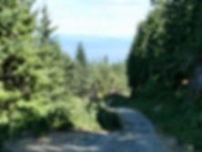 Anderson Bay Provincial Park | bikepacking south Texada Island | cycle touring north Sunshine Coast