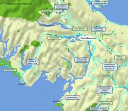 Port Alberni Area