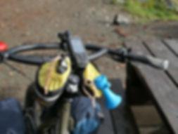 Garmin GPSMAP device | bikepacking GPS