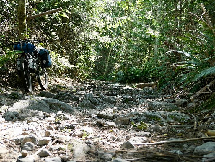 Bikepacking Theodosia | cycle touring Theodosia