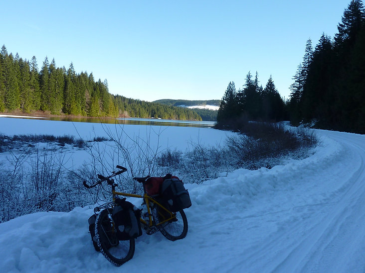 Thorn Nomad winter cycle touring | Thorn Nomad bike discussion | rohloff discussion