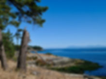 Bellhouse Provincial Park, Galiano Island | cycle touring south Gulf Islands