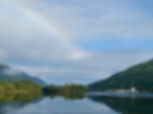 Neucel mill closure   Port Alice economy   cycle touring north Vancouver Island