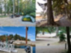 Newcastle Island Provincial Campground | cycle touring Nanaimo Harbour islands | Newcastle Island & Gabriola Island