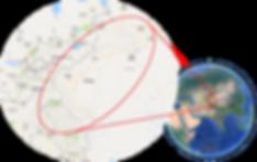 World location map | Xinjiang & Karakorum Highway | Cycle touring