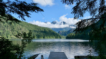 Back to Powell River's lakes