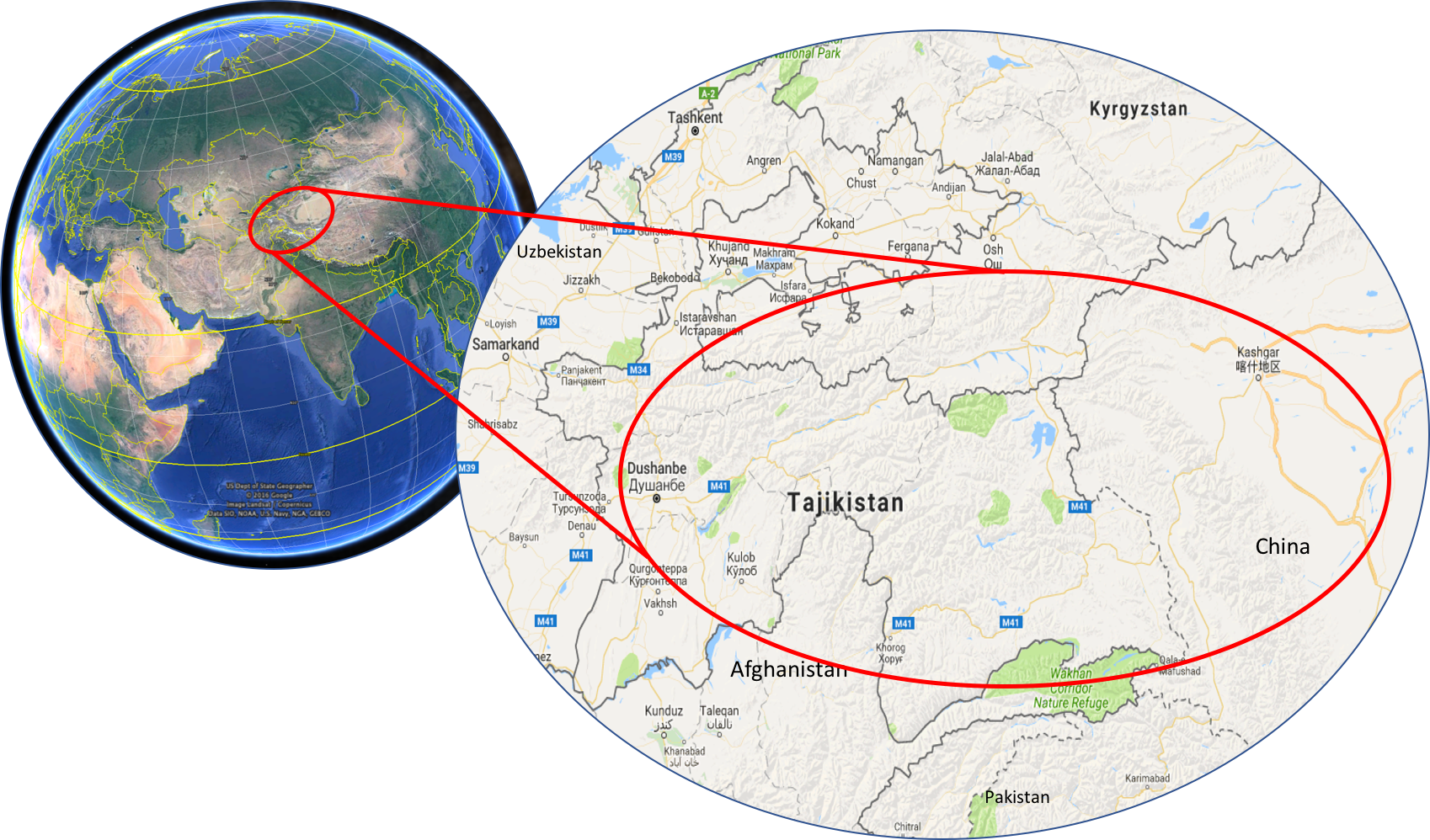 Tajikistan & the Pamir Highway