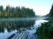 Long Lake Rec camp | Koksilah River south of Cowichan Lake | bikepacking south Vancouver Island