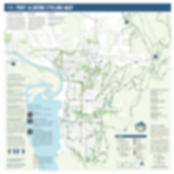 Port Alberni Cycling Map | cycle touring Port Alberni
