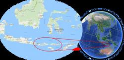 Eastern Islands of Indonesia