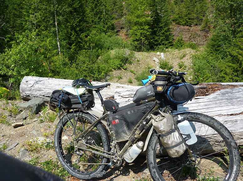 Surly ECR bikepacker | Bikepacking Oyster River