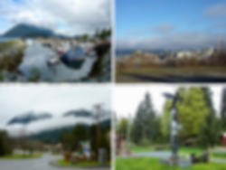 North Vancouver Island towns | Kelsey Bay, Sayward, Campbell River, Gold River | cycle touring north Vancouver Island