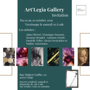 LIEGE – Art'Legia Gallery