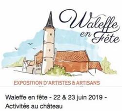 FAIMES – Château de Waleffe