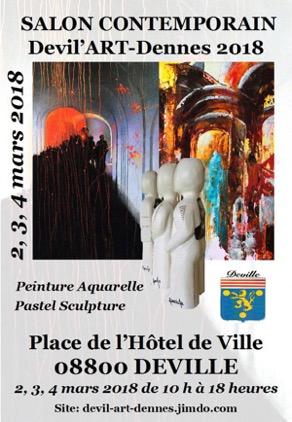 DEVILLE (France) – Devil'Art