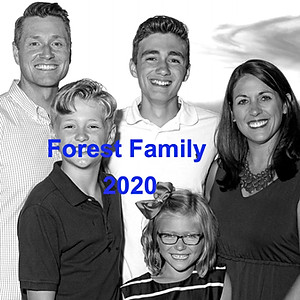 2020 Forest Family