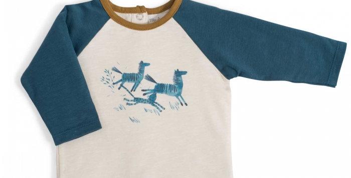"T-shirt ""Clément"" - Moulin Roty"