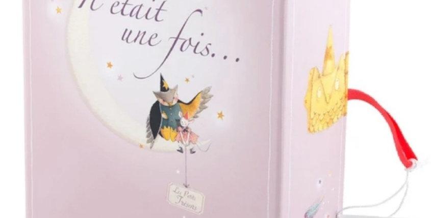 """Coffret naissance """"Il était une fois""""- Moulin Roty"""