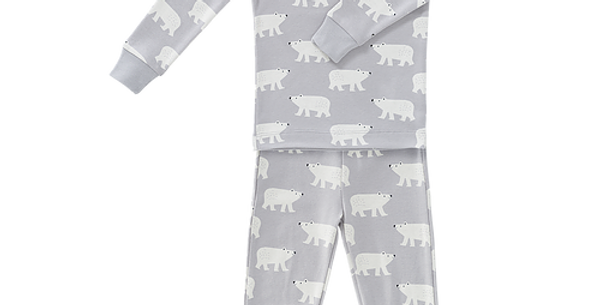 "Pyjama 2 pièces ""ours polaire""- Fresk"