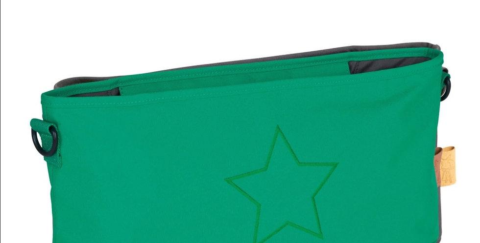 """Sac de poussette """"Étoile verte""""- Lassig"""