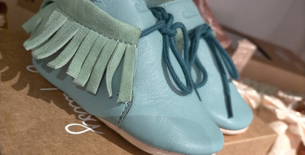 """Chaussons """"Mou Harbor Grey""""- Easy Peasy"""