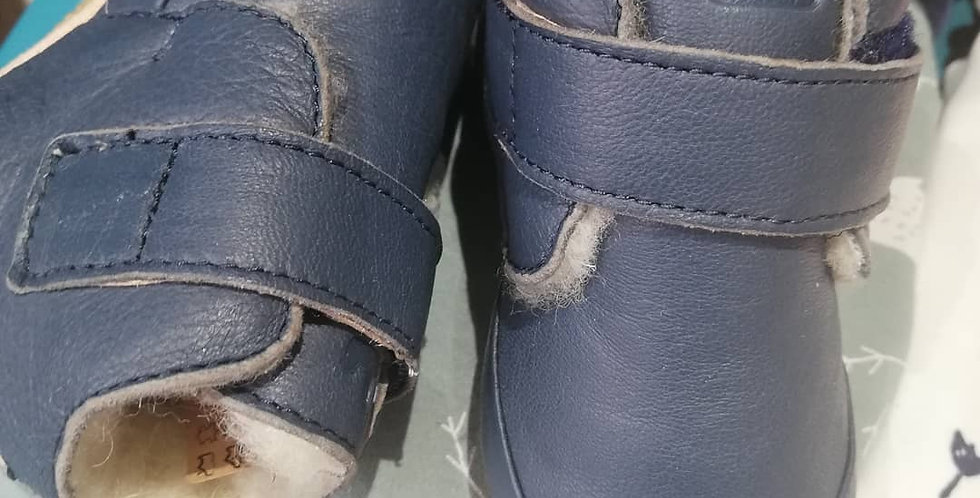 """Chaussons """"Winter blue"""" - Easy Peasy"""