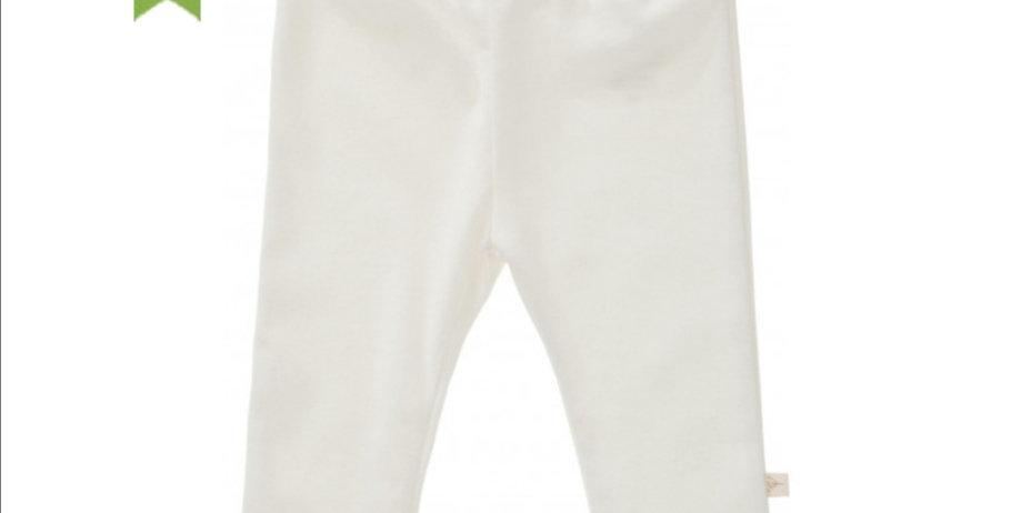 """Pantalon """"Blanc"""" en coton Bio - Fresk"""