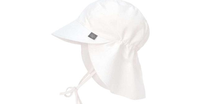 Casquette Protège-nuque blanche - LASSIG
