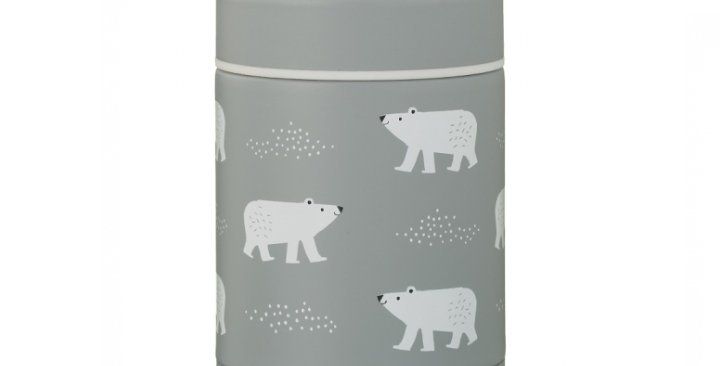 """Thermos-repas """"Ours polaire""""- Fresk"""