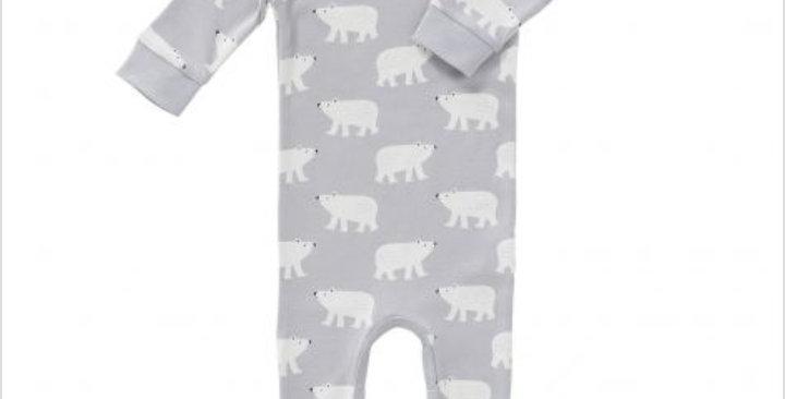 """Pyjama avec pieds """"Ours polaire""""- Fresk"""