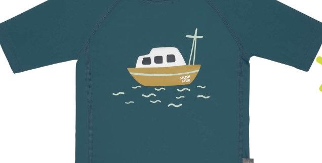"T-shirt Anti-UV ""Bateau""- LASSIG"