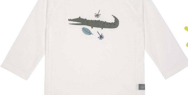 "T-shirt Anti-UV ""Crocodile""- LASSIG"