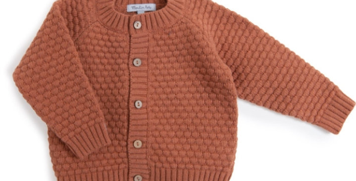 """Cardigan """"Epice""""- Moulin Roty"""