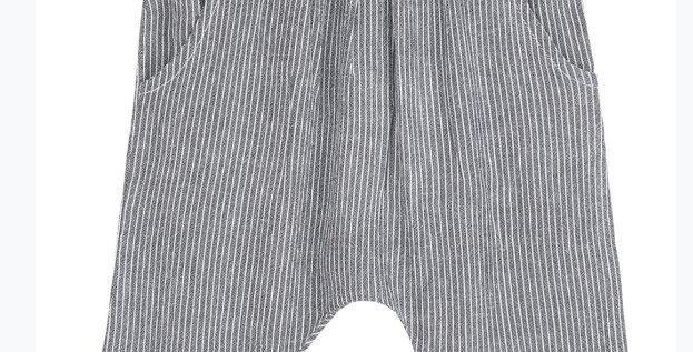 Pantalon rayé - Émile et Ida