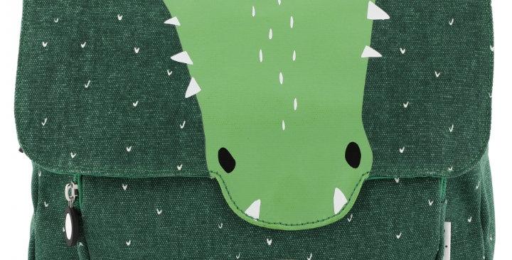 "Cartable ""Crocodile""- Trixie"