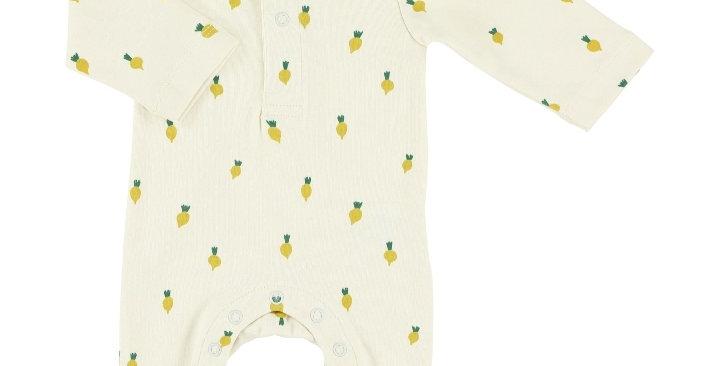 """Pyjama avec pieds """"Tiny turnip""""- Trixie"""