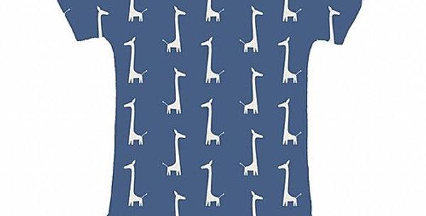 "Body manches courtes ""Girafe"""